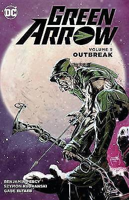 Green Arrow TP Vol 09 Outbreak by Ben Percy (Paperback, 2016)