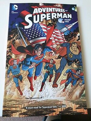 Adventures of Superman Volume 3 TP by Mark Landis (Paperback, 2015)