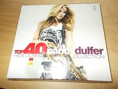 Candy Dulfer - Her Ultimate Top 40 Collection 2CDs  NEU   (2018)