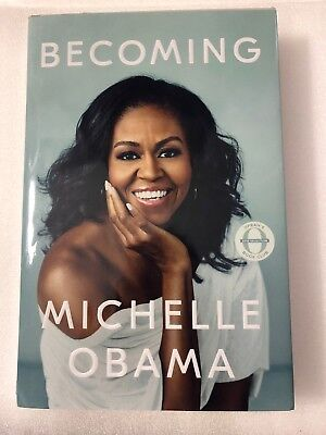 Becoming by Michelle Obama (NEW 2018, Hardcover)