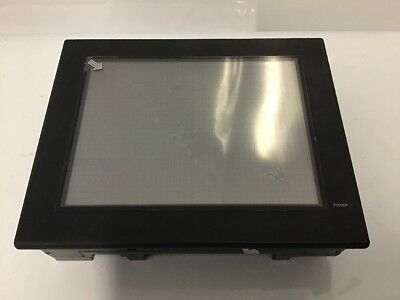 Used Keyence touch screen VT-7SB