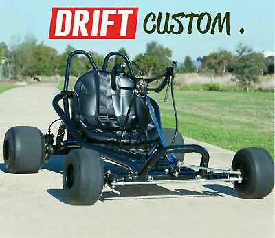 NEW RELEASE ✩ 200cc Drift Go kart ✩ Automatic off road buggy ✩ 6.5HP Slider