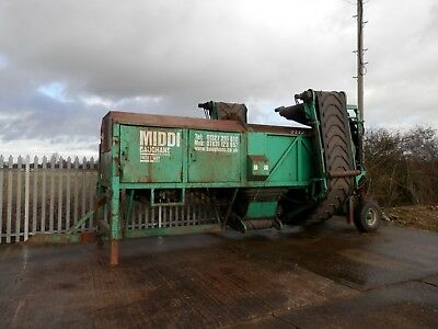 Trommel Screener ,baughans Middi Three Way  .