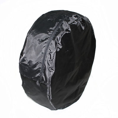 Spare Tyre Tire Cover Wheel Bag Storage Black For Citroen Volvo Chevrolet Kia