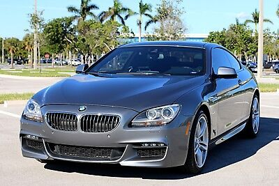 2015 BMW 6-Series ** FULLY LOADED M SPORT! ONLY 25k MILES! ** 2015 BMW 640i Coupe 2014 6 series 650i M Sport Mercedes CLS550 2016