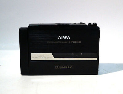 Aiwa Hs-Pc202 Stereo Cassette Player
