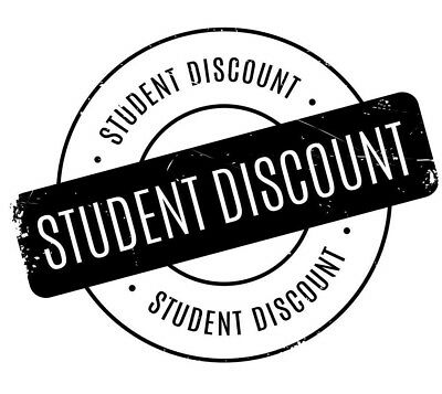 12 MONTHS **Student beans Account** - NOT UNIDAYS - STUDENT DISCOUNT