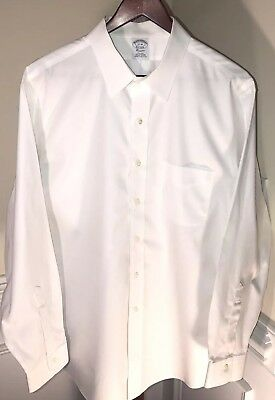 Brooks Brothers 1818 *Classic *White