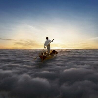 Pink Floyd - The Endless River Deluxe Edition CD + BLU-RAY NEU & OVP