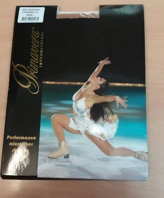OVER BOOT SKATING TIGHTS - BRAND NEW IN PACKET size large ladies