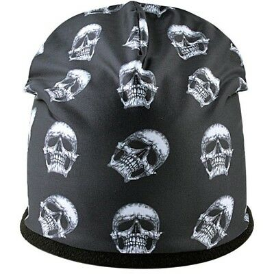 Super Cool Skull Pattern Hats For Men And Women Personality 3D Printing Hip Hop