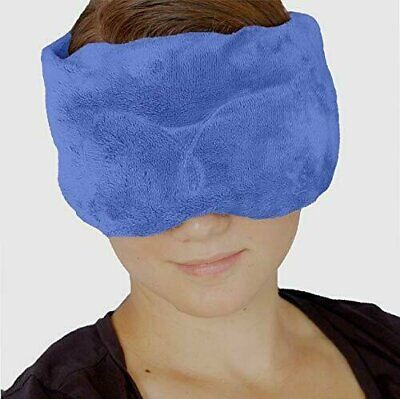 NEW Cooling Eye Mask Compress - Soft Blackout All Natural Aromatherapy