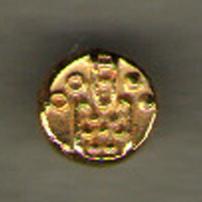 Ancient - South Indian - Gold Fanam - Rare Coin