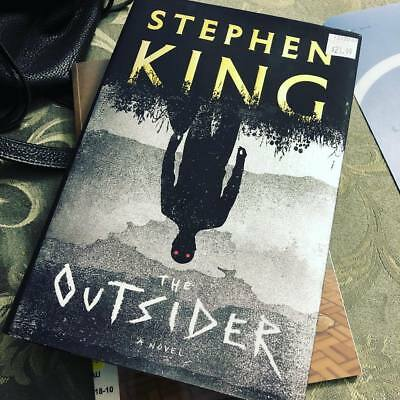 The Outsider: A Novel Hardcover by Stephen King 2018