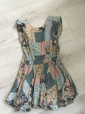 Girls Play Suit Age 7 From Next Excellent Condition