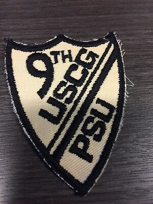 US Coast Guard Port Security Unit Patch