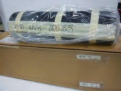 "New In Box  24"" 178.5"" PTFE Black Mesh Conveyor Belt FR900164 9D"