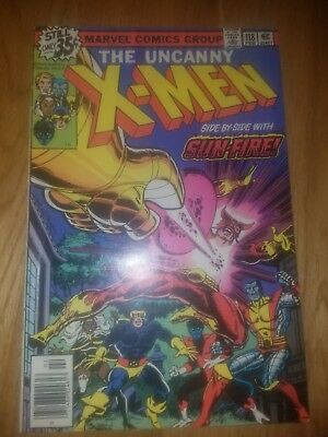 The X-Men #118 (Feb 1979, Marvel)