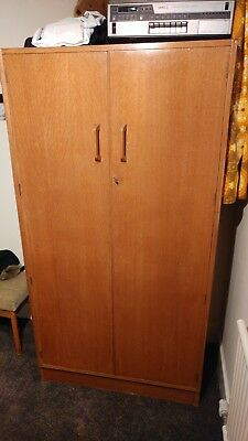 G Plan Wardrobe. Mid Century. Read Full Listing...
