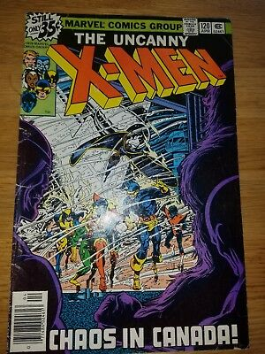 The X-Men #120 (Apr 1979, Marvel)