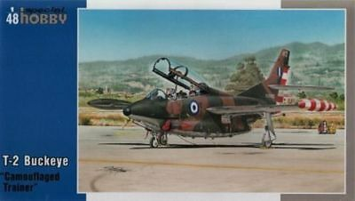 """SPECIAL HOBBY T-2 Buckeye """"Camouflaged Trainer"""" - in 1/48 (Bausatz Nr. 48129)"""