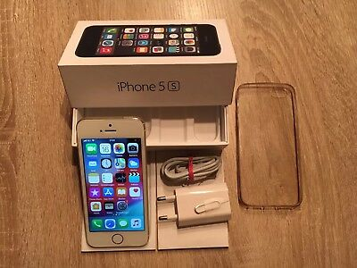 Apple iPhone 5s - 16GB - gold, gebraucht