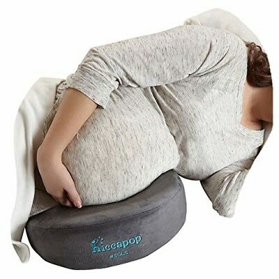 hiccapop Pregnancy Pillow Wedge for Maternity Memory Support Body, Belly, Back,