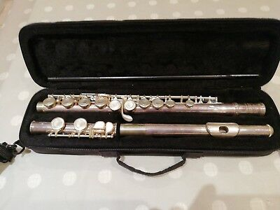 SMS Academy Flute and case
