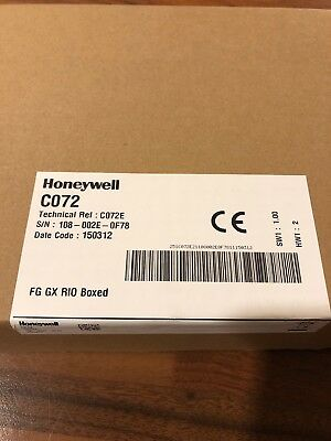 Honeywell Galaxy C072 RIO Boxed 8 Zone 4 Output Expander