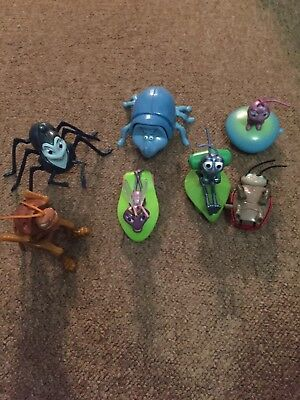 Bugs Life Happy Meal Toys