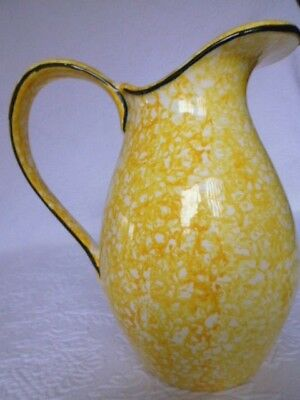Stangl ~~~ Town and Country ~ ~ Yellow ~ ~ 3 1/2 Pitcher