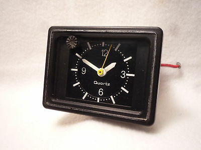 VDO QUARTZ CAR CLOCK JAGUAR XJ6 XJ12 XJS series 1 2 3 12V daimler sovereign