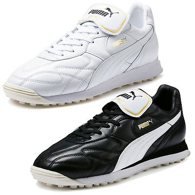 4026265d2 New PUMA King Avanti Premium Mens Leather Shoes Soccer Fashion Sneakers