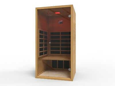 Canadian Spa Jaspe 1 Person Far Infrared Sauna Carbono Infrarrojo Calefactore