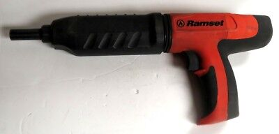 Ramset Cobra + Plus Powder Actuated Nailer Strip Feed Multishot Adjust Depth