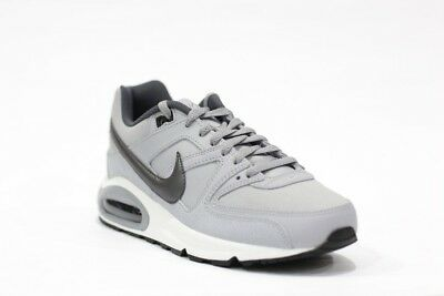 the best attitude 96198 3a2c6 Scarpe Nike Air Max Command Uomo Grigio Pelle Nuovo 749760 012 Nuovo Shoes