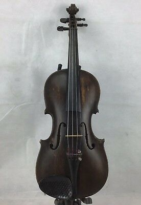 Antique Old Vintage Violin 4/4