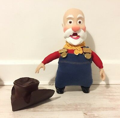 Stinky Pete Old Prospector Toy Story 2 Inspired Handmade Doll