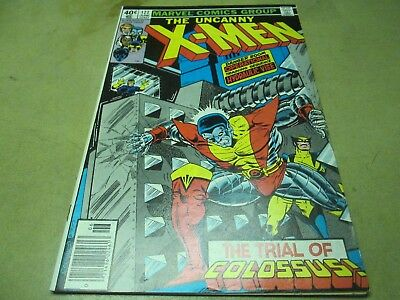The Uncanny X-Men  #122   3 day  99 cents     Raw Comic  Blowout Sale!