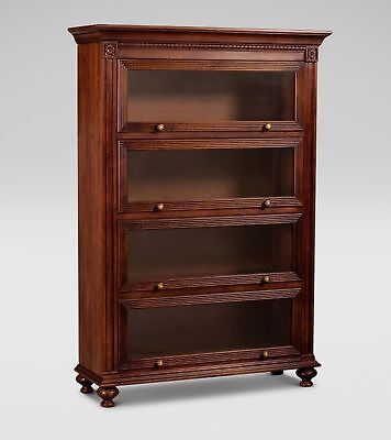 Ethan Allen British Classics Lawyer/Barrister Book Case