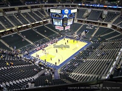 3 Tickets Denver Nuggets @ Indiana Pacers 3/24/19 Indianapolis, IN