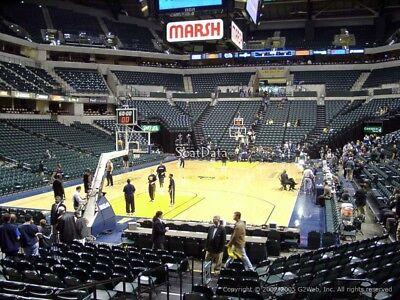 2 Tickets Denver Nuggets @ Indiana Pacers 3/24/19 Indianapolis, IN