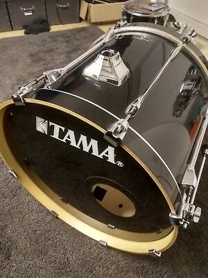 "TAMA Superstar Bass Drum 22"" x 18"" BMB Black"