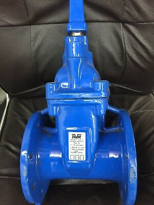AVK Flanged gate valve to  BS 5163-1 100mm with BS4504 PN16 flanged Brand new