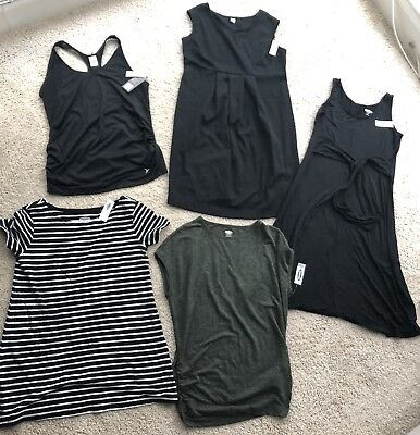 *BNWT* Old Navy Maternity Clothes Dresses Tops Activewear XS