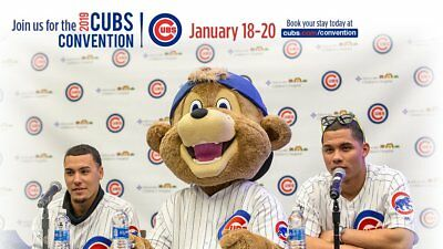 2019 Cubs Convention SOLD OUT Sheraton Hotel Package (3 night stay) + 2 Passes!