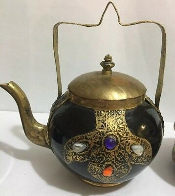Traditional Handmade Antique Tea Pot~USED ONLY FOR DISPLAY~