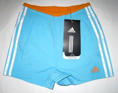 Sale New Baby Boys Adidas Swimming Shorts Swimwear Summer 6-9m, 9-12m, 12-18m