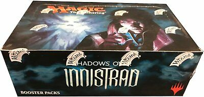 Shadows over Innistrad Booster Box (ENGLISH) FACTORY SEALED NEW MAGIC ABUGames