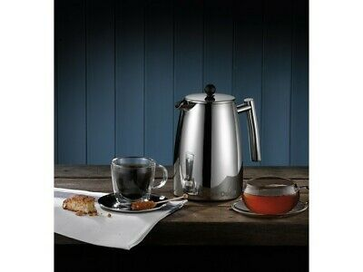 Dualit 85120 Dual Filter Cafetiere Stainless Steel